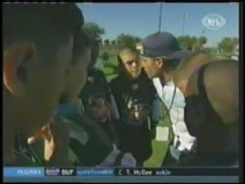 PANTHERS 2006 NFL NETWORK FLAG FOOTBALL NATIONALS