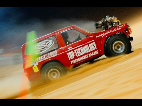 Uphill Sand Dragrace – Nyt on myllyjä!