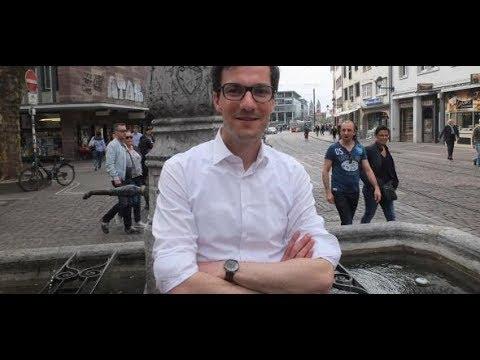 Freiburg: Martin Horn ist neuer Oberbürgermeister der ...