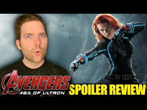 Avengers: Age of Ultron – Spoiler Review