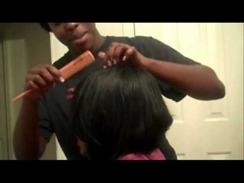 quick weave with outre duby hair invisible part 27piece duby
