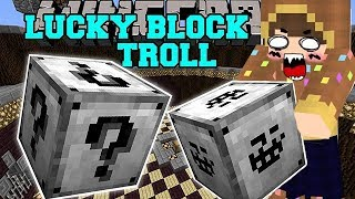 Video TANTANGAN LUCKY BLOCK PALING GILA DI MINECRAFT MP3, 3GP, MP4, WEBM, AVI, FLV Oktober 2017