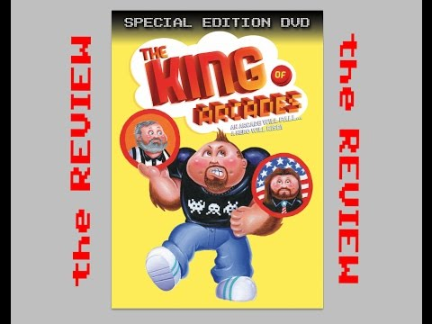 REVIEW: King of Arcades DVD