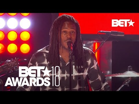 SiR Stirs Up a Musical War on Stage | BET Awards 2018