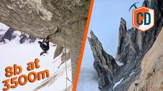 Climbing One Of Chamonix's Hardest Multi-Pitches | Climbing Daily Ep.1513 by EpicTV Climbing Daily