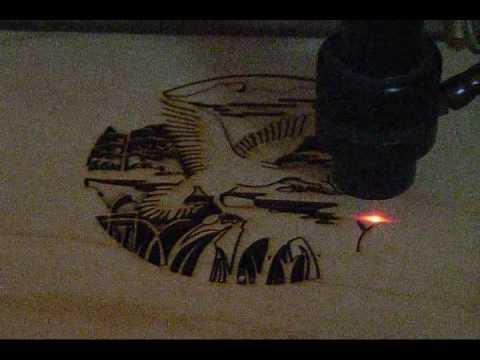gravare in lemn gravator profesional