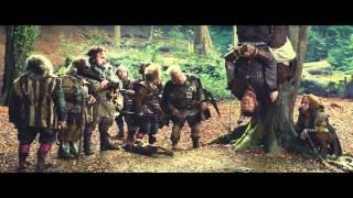 Pamuk Prenses ve Avcı Filmi Röportaj - Pamuk Prenses Kahramanların En Güzeli