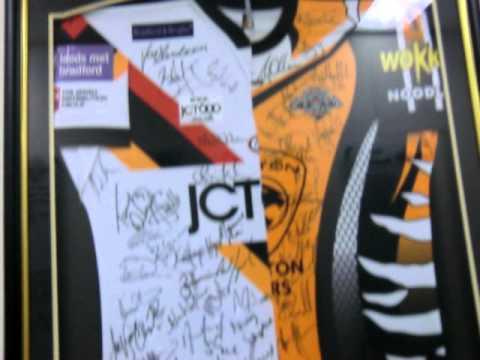 Tigers Training Venue.AVI (видео)