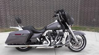 10. 707264   2014 Harley Davidson Street Glide   FLHX