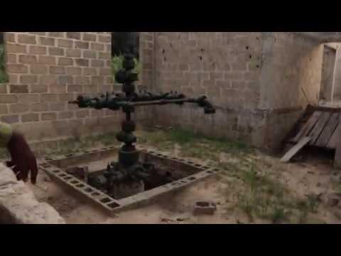 Oloibiri Oil Wells in Bayelsa State