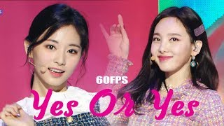Video 60FPS 1080P | TWICE - Yes or Yes, 트와이스 - Yes or Yes Show Music Core 20181117 MP3, 3GP, MP4, WEBM, AVI, FLV November 2018