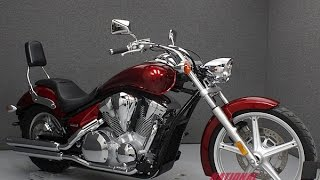 7. 2010  HONDA  VT1300 SABRE 1300 - National Powersports Distributors