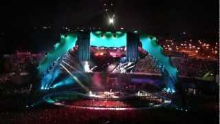 Download Lagu U2 Beautiful Day (360° Live From Zagreb) [Multicam 720p By Mek with U22's Audio] Mp3