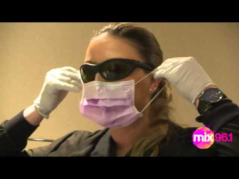 My Experience At Ideal Image Laser Hair Removal! [VIDEO]