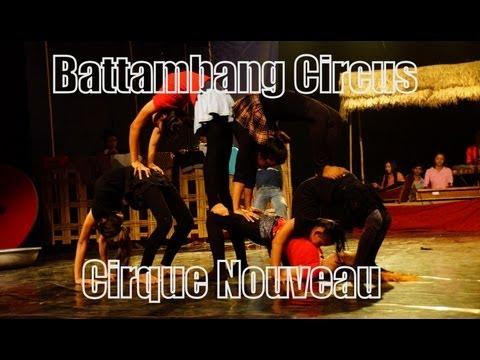 VIDEO: Battambang Circus
