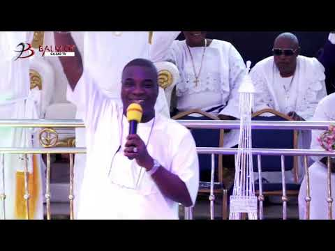 WASIU AYINDE K1 De ULTIMATE @ CCC GENESIS GLOBAL PARISH