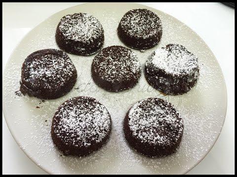 tortino di cioccolato vegano