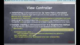 Fall 13-2 Objective-C - Lecture 24