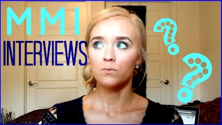 MMI Interviews: What to Expect