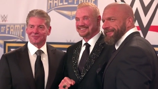 Nonton The 2017 Wwe Hall Of Fame Class Receive Their Rings From Vince Mcmahon And Triple H  Mar  31  2017 Film Subtitle Indonesia Streaming Movie Download