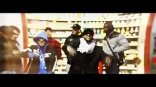 Clip de Vincenzo(psy4) feat Alonzo,REDK Brigante, MOH, Fahar - TKT le couz remix 2012