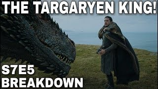 Welcome back for my Game of Thrones Season 7 Episode 5 Breakdown Video. Eastwatch was mostly a set up Episode but there...