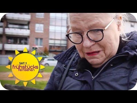 610€ Rente & Leben am Existenzminimum! Der bittere Alltag von Karin (66) | SAT.1 Frühstücksfernsehen