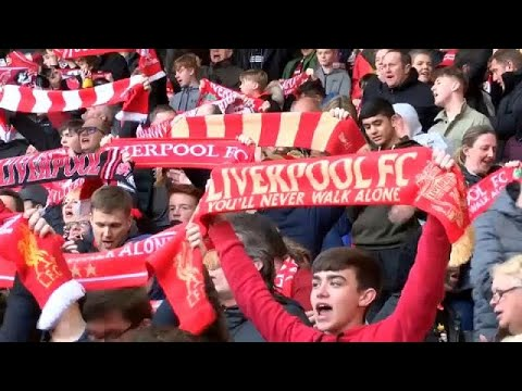 Fans in Liverpool: