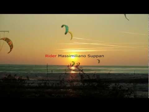 Kitesurfing News - Massimiliano Suppan &#8211; Sunset Session