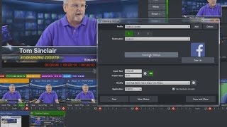 Video Stream to Facebook Live from vMix? - Yes, New vMix 17 Feature MP3, 3GP, MP4, WEBM, AVI, FLV Juli 2018