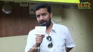 Music Director Kannan at Kalkandu Movie Team Interview
