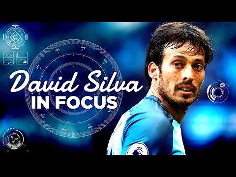 DAVID SILVA 2016/17 PREMIER LEAGUE BEST BITS | In Focus