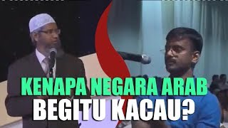 Video Kalau Islam Itu Hebat, Kenapa Negara Arab Begitu Kacau? | Dr. Zakir Naik MP3, 3GP, MP4, WEBM, AVI, FLV Oktober 2018