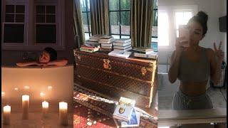 QUARANTINE VLOG: SELF CARE, BOOKS & MORE by Teni Panosian