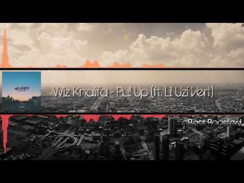 Wiz Khalifa - Pull Up (ft. Lil Uzi Vert) (Bass Boosted) [HD]