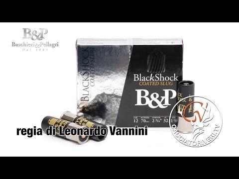 Test a caccia B&P Black Shock Slug cal.12 + Benelli Power Bore