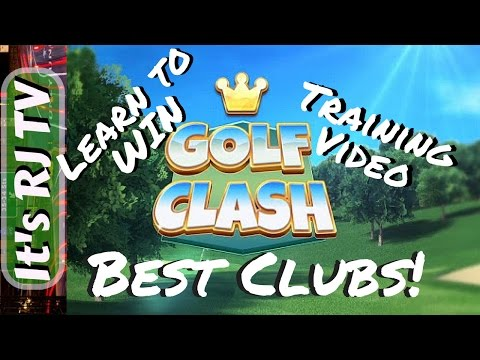 Golf Clash Best Clubs and Pro tips | For Beginners