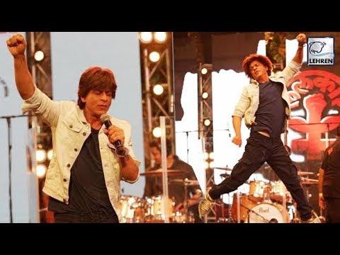 Shah Rukh Khan's Rockstar Movie FIRST LOOK
