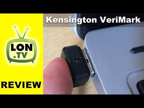 Add a fingerprint reader to your PC: Kensington VeriMark USB Review - Windows Hello / Fido U2F