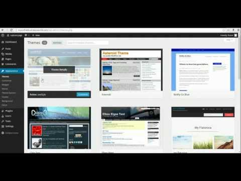 Basics Of WordPress Tutorial – Beginners