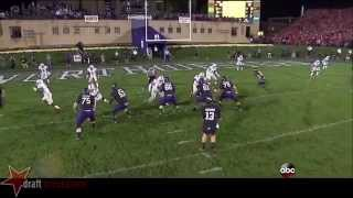 Curtis Grant vs Northwestern (2013)
