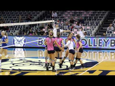 Volleyball Highlights vs. Seton Hall