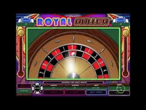 Royal Roller™ Online Pokie