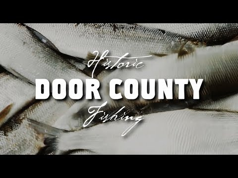 Historic Door County - Fishing