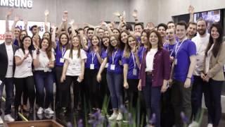 Discover Samsung 2017 programı başarıyla tamamlandı. İşte bu sene Samsung Türkiye'de iş hayatına başlayan 11 genç yeteneğimiz ve onların serüveni.