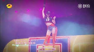 Video 170812 Victoria f(x) & Danson Tang 'Worth It' - Happy Camp MP3, 3GP, MP4, WEBM, AVI, FLV April 2018
