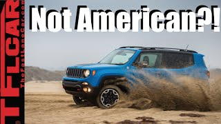 Top 10 American Cars That Are Not: Most Surprising American Cars NOT Made in America by The Fast Lane Car