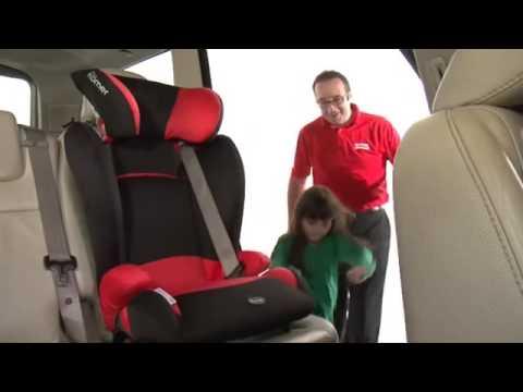 Römer Kidfix SL Kindersitz Isofix 15 36 kg - Gruppe 2 3