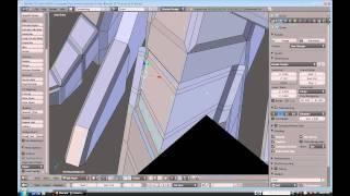 Blender 2.5 Time Lapse Remaking Silverstreak Part 4