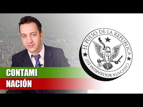 CONTAMI-NACIÓN – EL PULSO DE LA REPÚBLICA